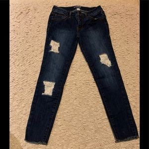 Cat and Jack jegging's size 10